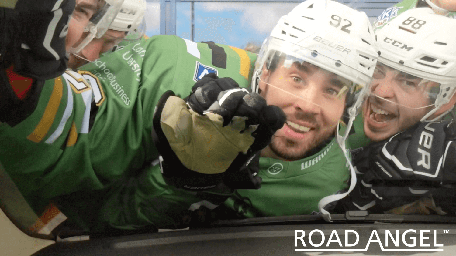 The Nottingham Panthers & Road Angel