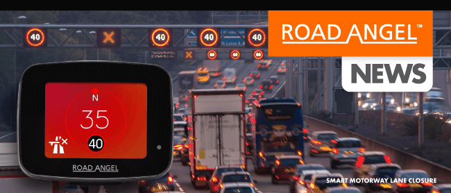 "Road Angel signals ""verbal warnings"" addition to Smart Motorway alerts"