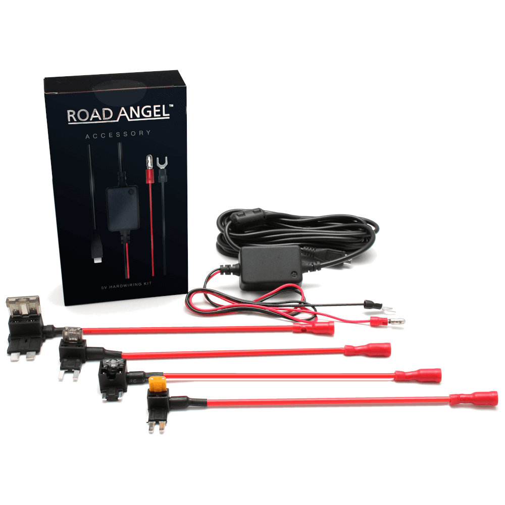 Road Angel HALO DRIVE Hardwire Kit