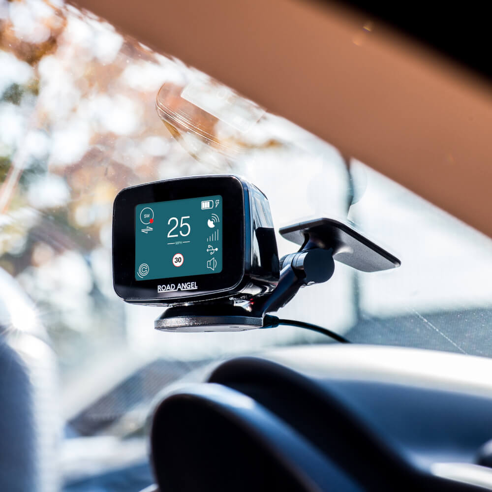 ROAD ANGEL PURE WIRELESS WINDSCREEN MOUNT