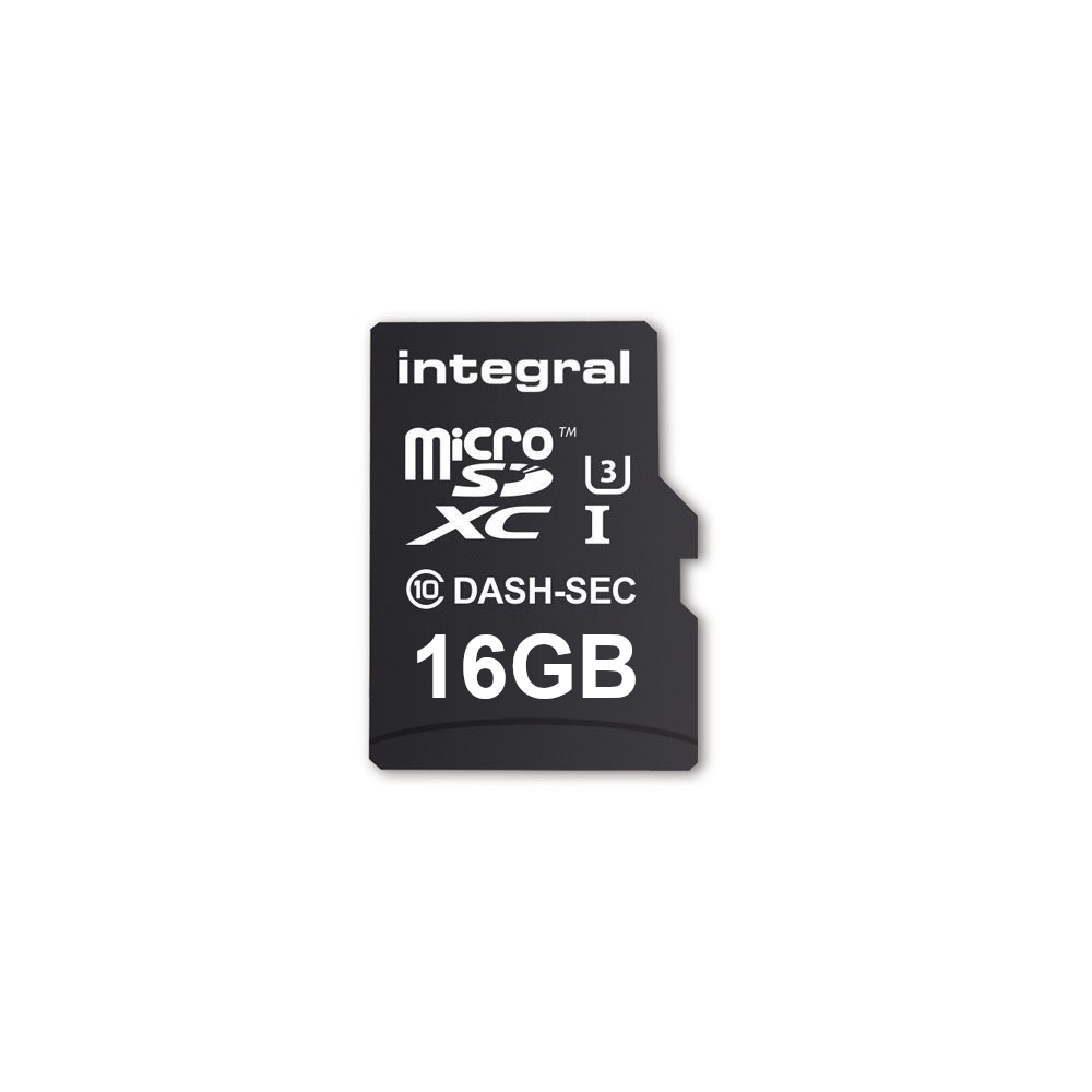 Halo Dashcam Micro SD Card 16GB